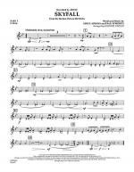 Skyfall - Pt.3 - F Horn Sheet Music