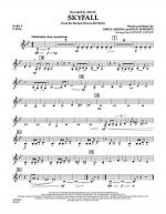 Skyfall - Pt.4 - F Horn Sheet Music