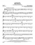 Skyfall - Pt.5 - Baritone T.C. Sheet Music