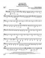 Skyfall - Pt.5 - Tuba Sheet Music