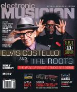 Electronic Musician Magazine - October 2013 Issue Sheet Music