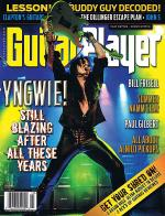 Guitar Player Magazine - October 2013 Issue Sheet Music