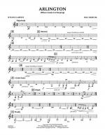 Arlington (Where Giants Lie Sleeping) - Bb Bass Clarinet Sheet Music