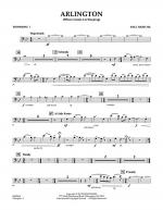 Arlington (Where Giants Lie Sleeping) - Trombone 1 Sheet Music