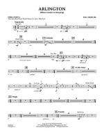 Arlington (Where Giants Lie Sleeping) - Percussion 2 Sheet Music