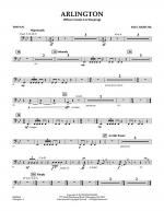 Arlington (Where Giants Lie Sleeping) - Timpani Sheet Music