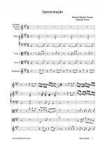 Apresenta Sheet Music