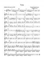 Tema Sheet Music