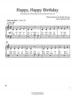 Happy, Happy Birthday Sheet Music