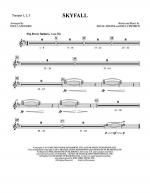 Skyfall - Bb Trumpets 1,2,3 Sheet Music