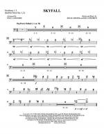 Skyfall - Trombone 1 & 2 Sheet Music