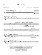 Skyfall - Drums Sheet Music