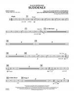 Suddenly (from Les Miserables) - Percussion 2 Sheet Music