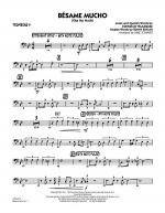 Besame Mucho (Kiss Me Much) - Trombone 4 Sheet Music