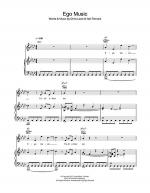 Ego Music Sheet Music