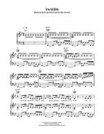 Invisible Sheet Music