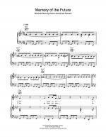 Memory Of The Future Sheet Music