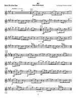 Wedding Masterworks - Alto Sax - Alto Sax Sheet Music