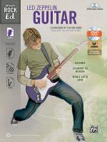 Alfred's Rock Ed. -- Led Zeppelin Guitar Sheet Music
