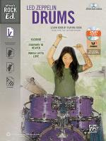 Alfred's Rock Ed. -- Led Zeppelin Drums Sheet Music