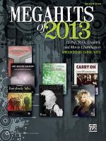 Megahits of 2013 Sheet Music