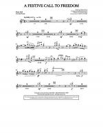A Festive Call to Freedom - Flute 1,2/Piccolo Sheet Music
