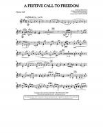 A Festive Call to Freedom - 1st & 2nd Bb Clarinet Sheet Music