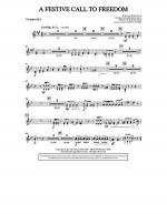 A Festive Call to Freedom - Bb Trumpet 2,3 Sheet Music