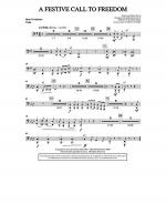 A Festive Call to Freedom - Bass Trombone/Tuba Sheet Music