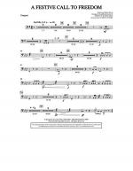 A Festive Call to Freedom - Timpani Sheet Music