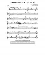 A Festive Call to Freedom - Violin 1 Sheet Music