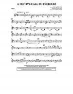 A Festive Call to Freedom - Violin 2 Sheet Music