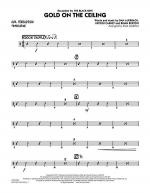 Gold on the Ceiling - Aux Percussion Sheet Music