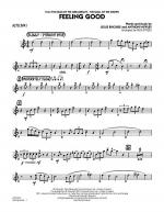 Feeling Good - Alto Sax 1 Sheet Music