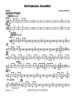 Rutabaga Ramble - Drums Sheet Music