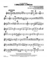 I Dreamed a Dream (from Les Miserables) - Trumpet 1 Sheet Music
