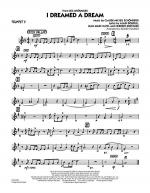 I Dreamed a Dream (from Les Miserables) - Trumpet 3 Sheet Music