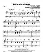 I Dreamed a Dream (from Les Miserables) - Piano Sheet Music