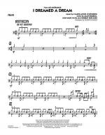 I Dreamed a Dream (from Les Miserables) - Drums Sheet Music