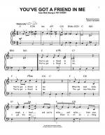 You've Got A Friend In Me Sheet Music