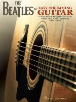 The Beatles for Easy Strumming Guitar Sheet Music