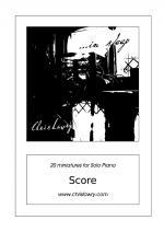 '...in sleep' Piano Album Sheet Music
