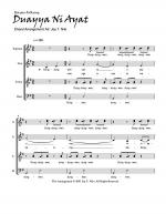 Atin cu pung singsing lyrics with notes