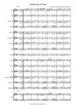 Prelude from Te Deum for School Orchestra Sheet Music