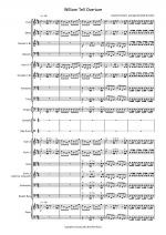 William Tell Overture for School Orchestra Sheet Music