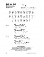 Body And Soul Sheet Music