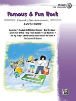 Famous & Fun Rock, Book 4 Sheet Music