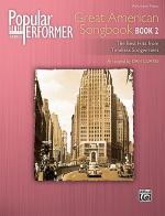 Popular Performer -- Great American Songbook, Book 2 Sheet Music