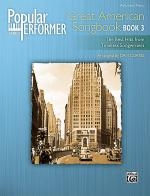 Popular Performer -- Great American Songbook, Book 3 Sheet Music