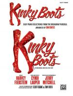 Kinky Boots -- Easy Piano Selections from the Broadway Musical Sheet Music